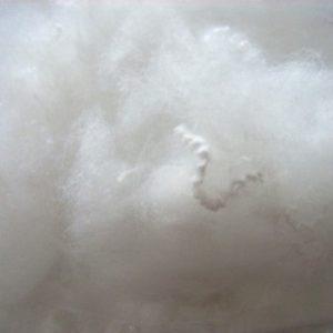 Schneewatte, Flocken aus Maisfaser