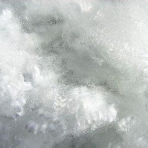 Zupf-Schnee, Rupfschnee schwer entflammbar British Standard