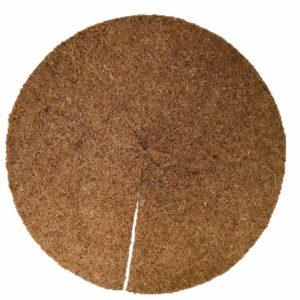 Mulchscheiben und Gartenmaterialien